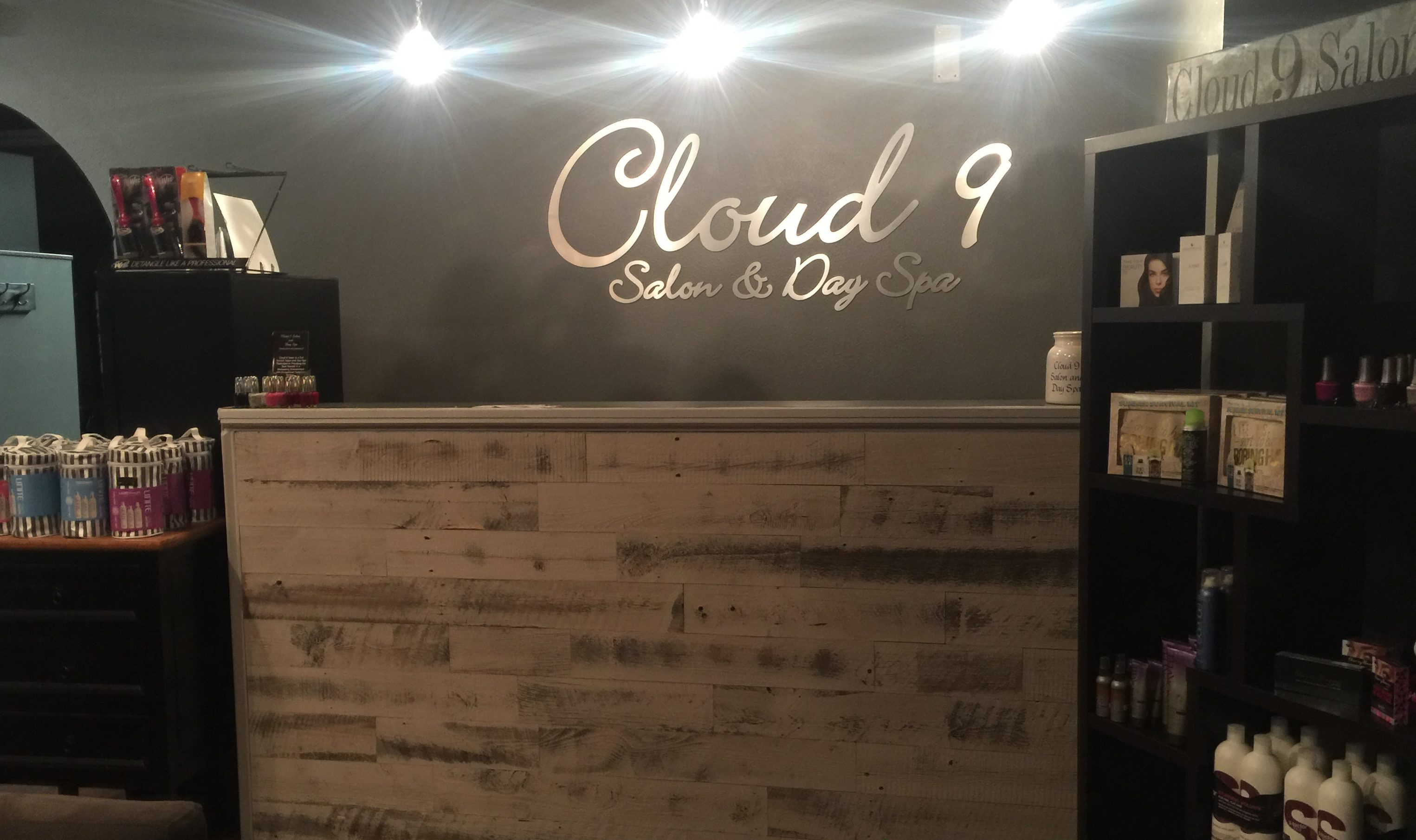 Cloud 9 Salon & Day Spa